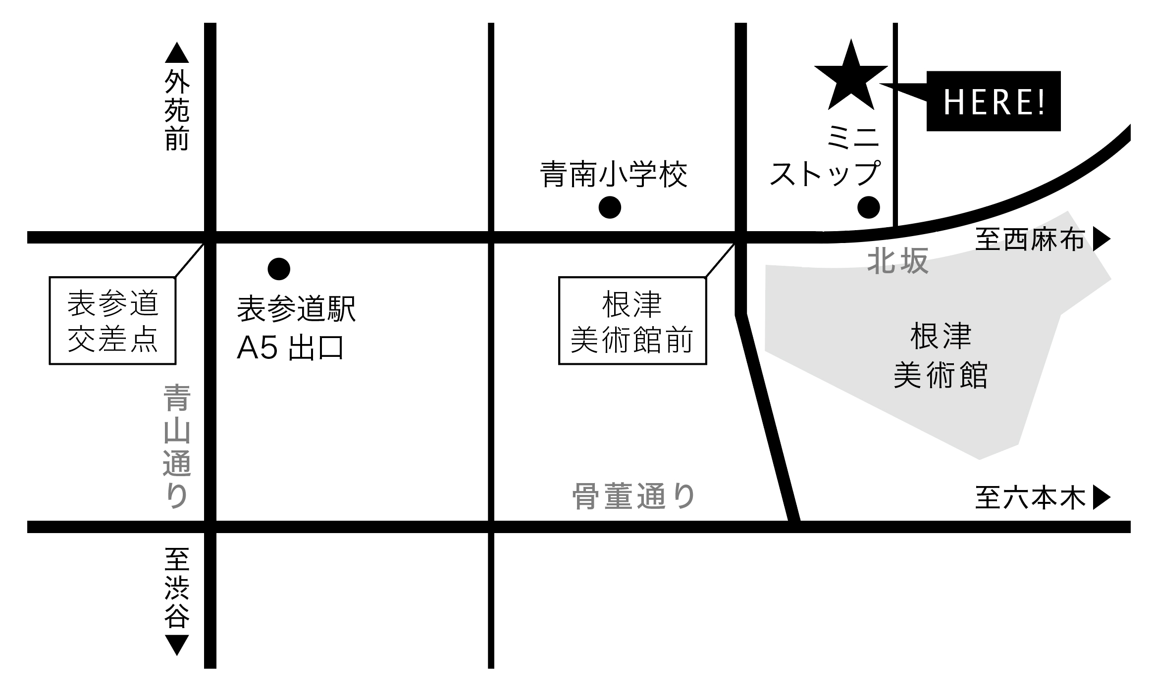 東京店MAP