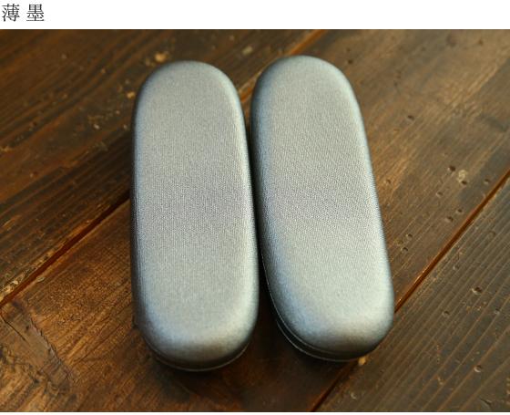 オリジナル低反発の草履-fuwamoco,薄墨